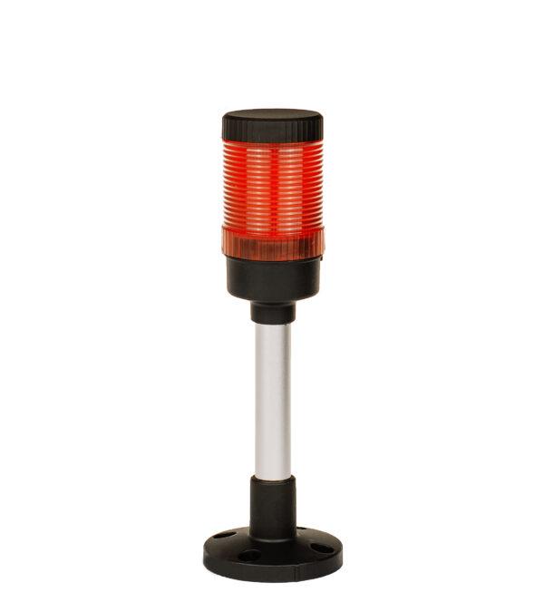 Kolumna sygnalizacyjna LED FL50 moduł czerwony z buzzerem