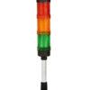 Kolumna sygnalizacyjna LED FL50 - 3 moduły - buzzer