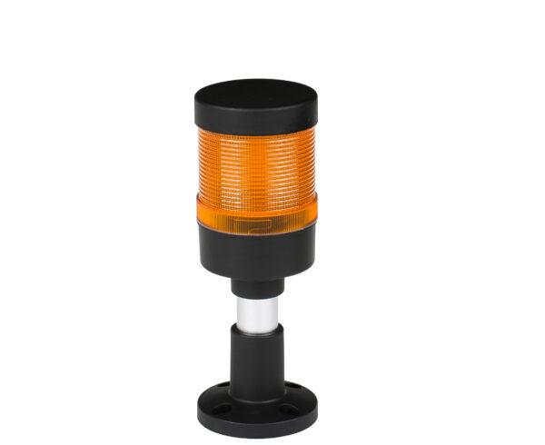 Kolumna sygnalizacyjna LED FL70 - moduł pomarańczowy + BUZZER