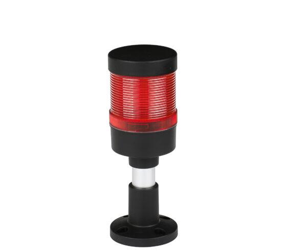Kolumna sygnalizacyjna LED FL70 - moduł czerwony + BUZZER