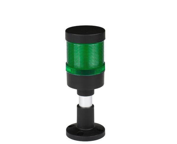 Kolumna sygnalizacyjna LED FL70 - moduł zielony + BUZZER