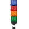 Kolumna Wieża Sygnalizacyjna LED FL70 GYRB + BUZZER