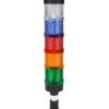 Kolumna Wieża Sygnalizacyjna LED FL70 GYRBW + BUZZER