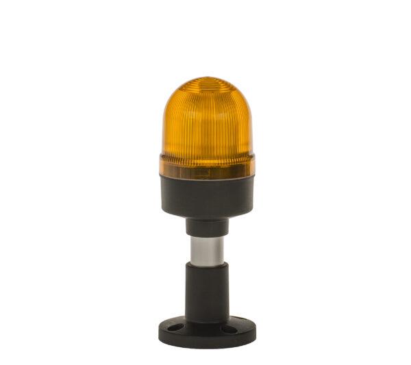 Sygnalizator optyczno-dźwiękowy LED FL701 YM 23P2 + BUZZER