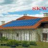 Panele fotowoltaiczne Inwerter SOFAR + montaż 8KW