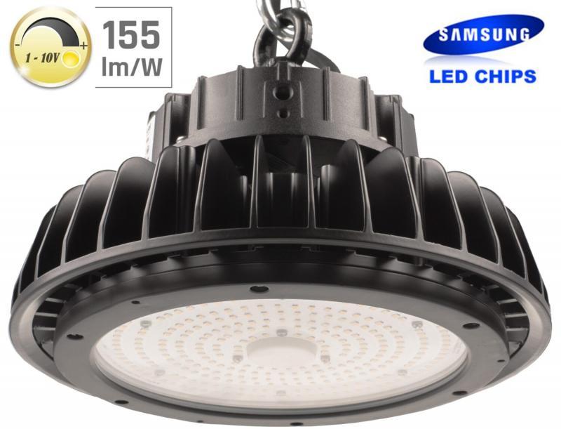 Lampa przemysłowa LumiPro4 - 200W LED Chips Samsung